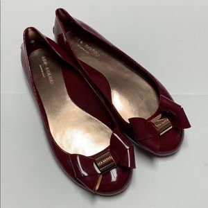 03d35945ead61d Ted Baker London Shoes - Ted Baker Faiyte Bow Jelly Ballet Flats